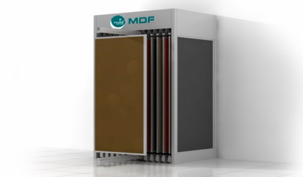 MDF ve Sunta Standları Model 06