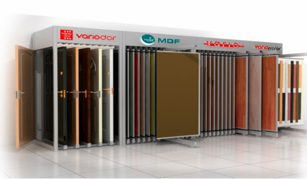 MDF ve Sunta Standları Model 04